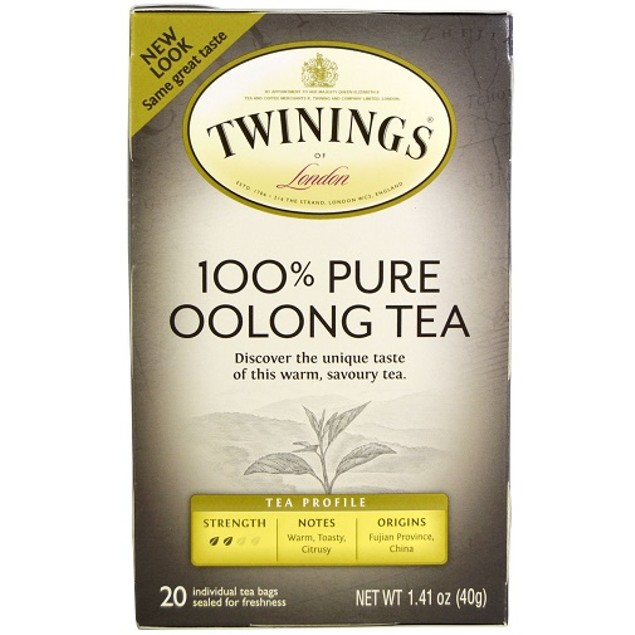 Twinings Of London 100% Pure Oolong Tea