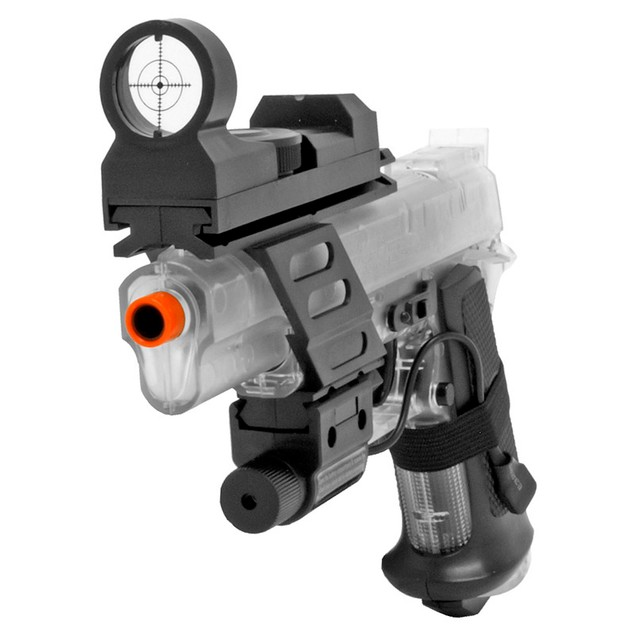 Colt Combat Commander Spring Powered Airsoft Pistol
