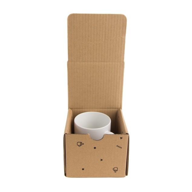 I Donut Care Funny Ceramic 11oz Coffee Mug Cup