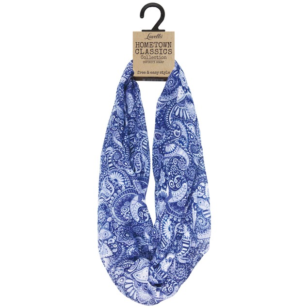 3-Pack Hometown Classics Collection Infinity Scarves
