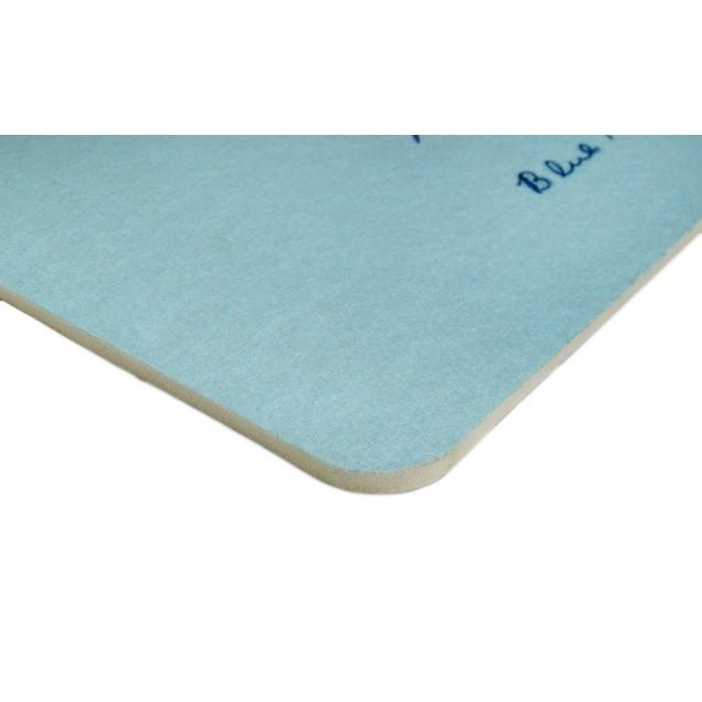 Betsy Drake Colorful Blue Marlin Comfort Floor Mat Floor Comfort Mats