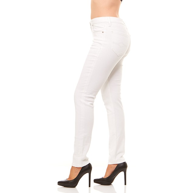 Red Jeans Women's Classic Faded Denim Jeans (Missy & Plus Sizes)