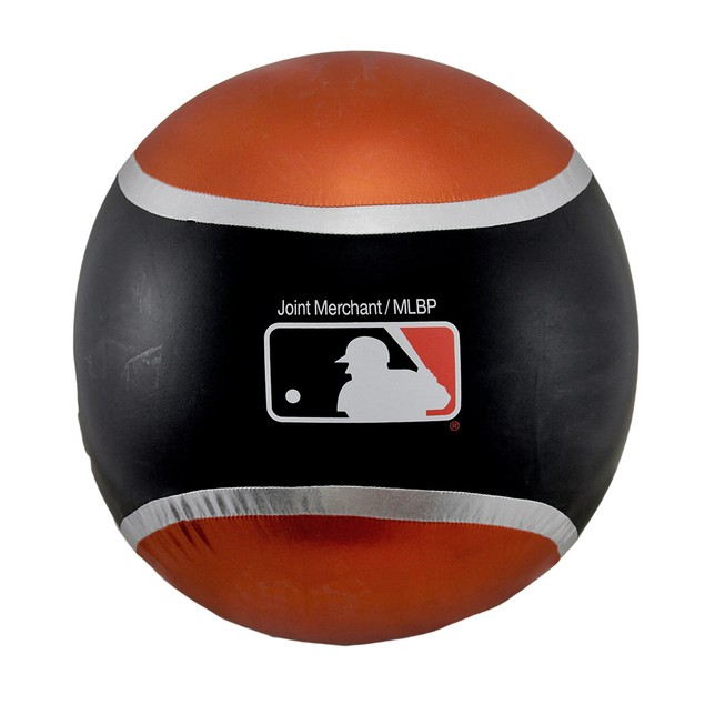 14 Inch Diameter Yall Ball Baltimore Orioles Toy Balls