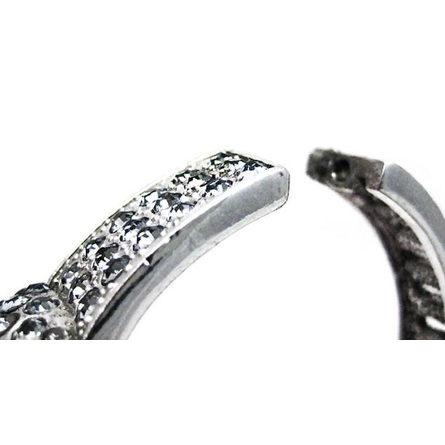 Rhinestone Human Skull Metal Bangle Bracelet Womens Bangle Bracelets