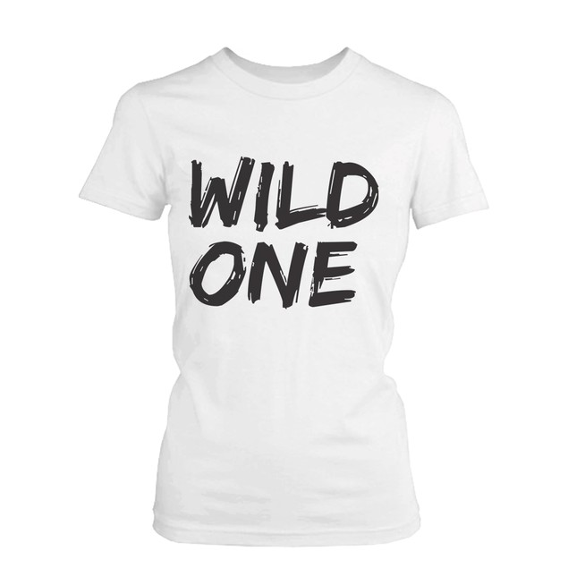 Cute Best Friend T Shirt - Mild One and Wild One - Funny BFF Matching Shirt