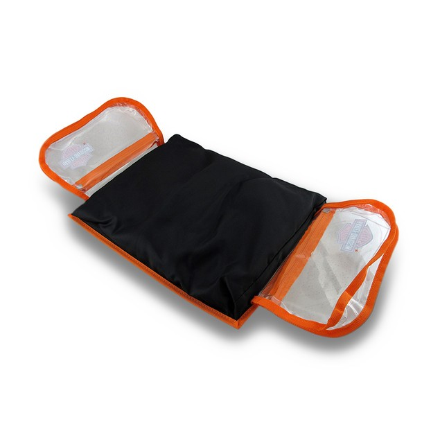 Harley Davidson Kids Bean Bag Lap Desk W/Storage Lap Desk