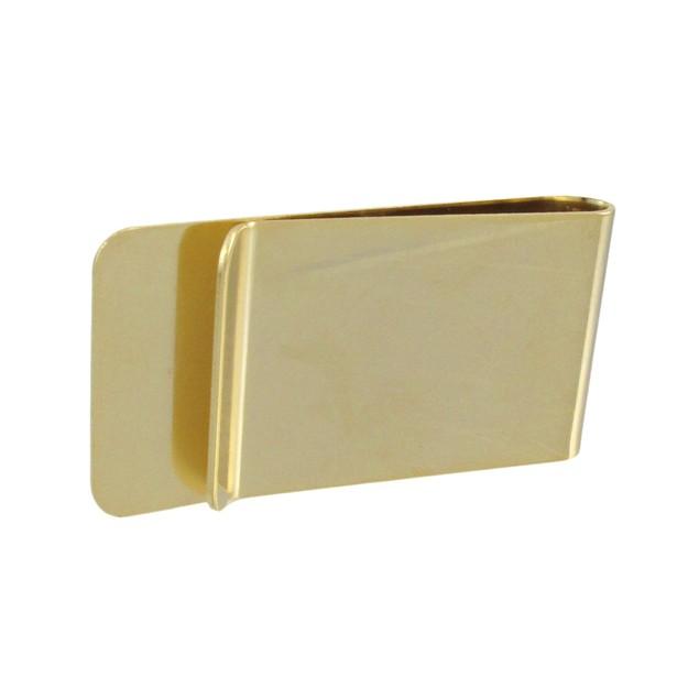 Gold Plated Irish Claddagh Symbol Money Clip Mens Money Clips