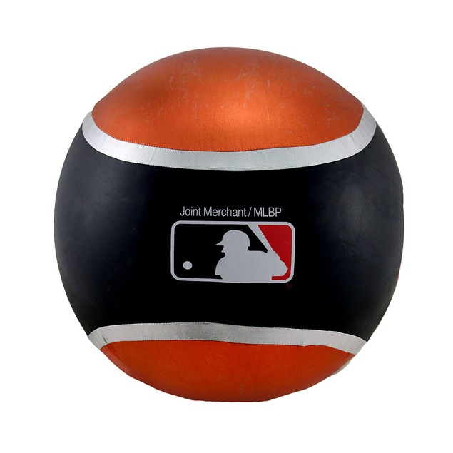 14 Inch Diameter Yall Ball San Francisco Giants Toy Balls