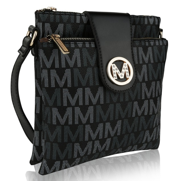 MKF Collection Nadien Milan M Signature Cross body by Mia K. Farrow