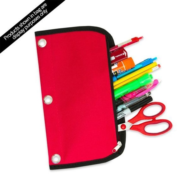 Trailmaker 3 Ring Binder Pencil Case
