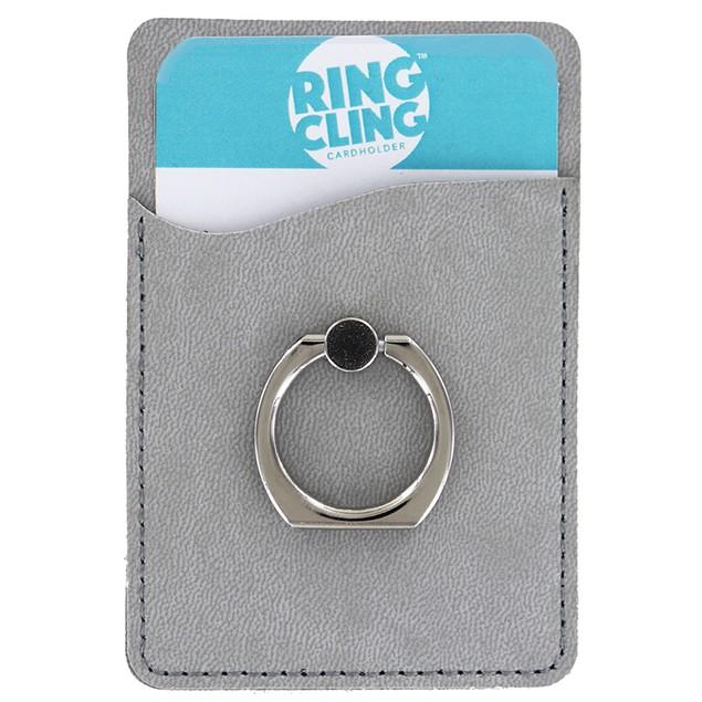 2-Pack Ring Cling Cardholder