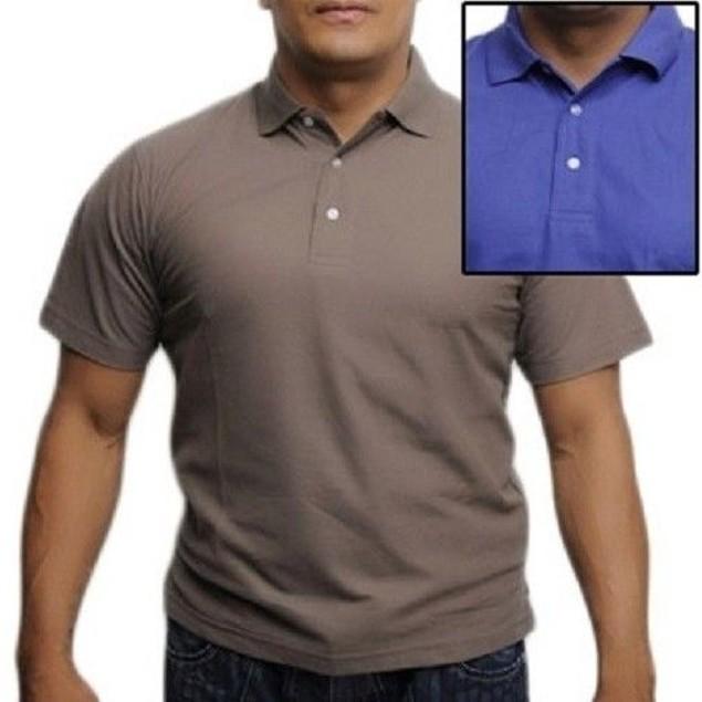 Men's Polo Shirt by Centex New