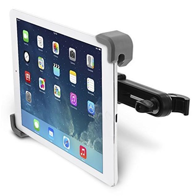 Okra Universal 360 Degree Rotating Tablet Car Headrest Grip Mount