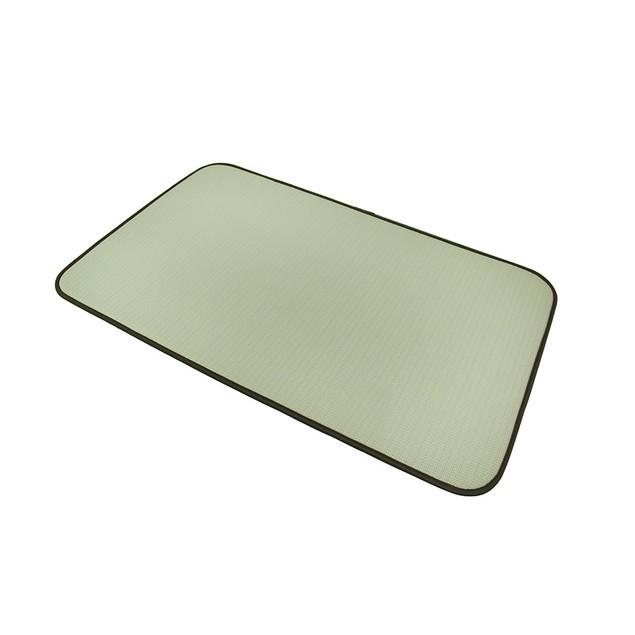 Microfiber Memory Foam Big Buck Whitetail Deer Floor Comfort Mats