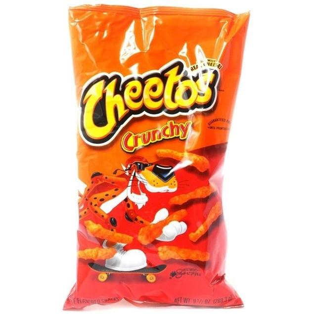 Cheetos Crunchy Chips
