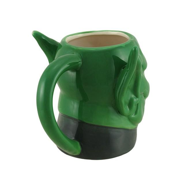 Marvel Comics Green Goblin Molded Ceramic Mug Novelty Coffee Mugs