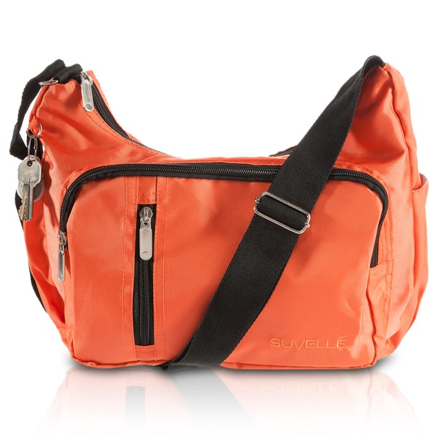 Suvelle Slouch Travel Crossbody Bag