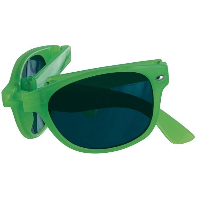 Sizzle Shades Foldable Sunglasses
