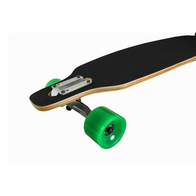 42 Inch Drop Through Complete Longboard Speed Longboard Skateboards