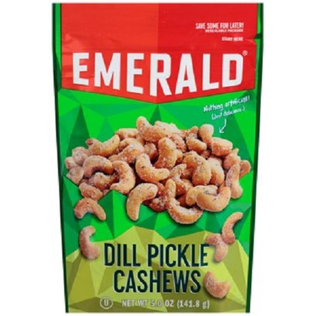Emerald Nuts Dill Pickle Cashews