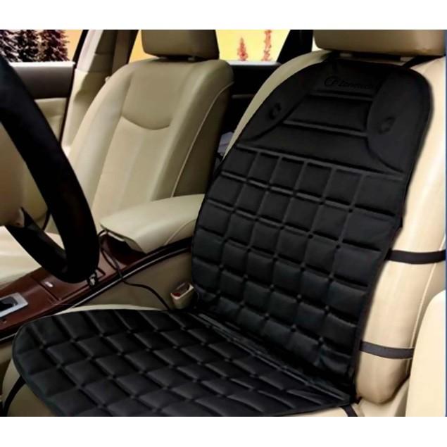 Zone Tech 1 New Thickening Heated Car Seat Heater Heated Cushion Warmer 12V