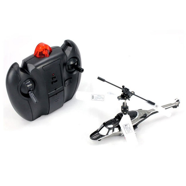 Talon FX 3 Ch RC Helicopter - Black
