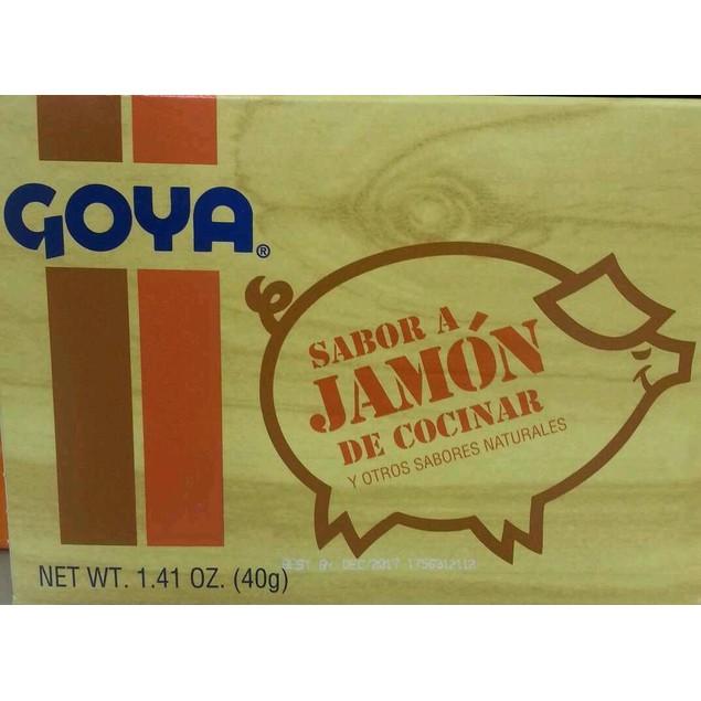 GOYA SABOR A JAMON DE COCINAR 1.41 OZ