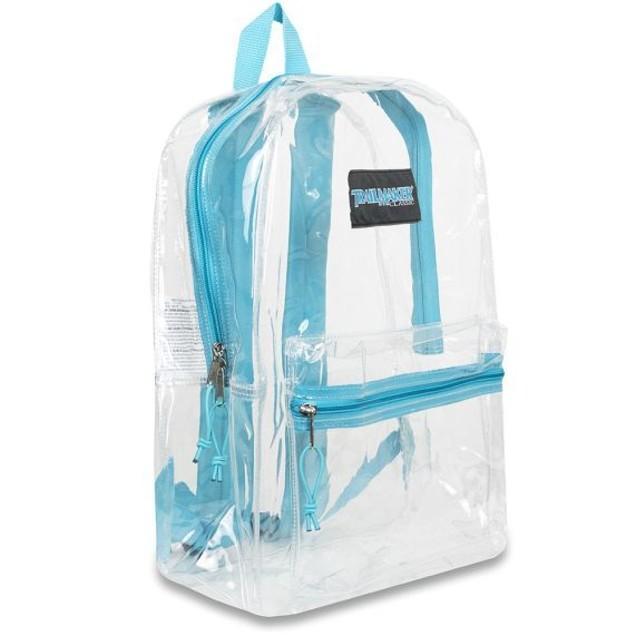 Clear Trailmaker Girls Backpack