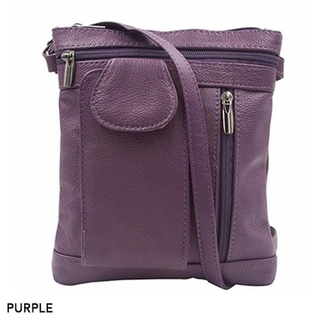 On-the-Go Soft Leather Crossbody Bag