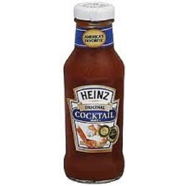 Heinz Cocktail Sauce 12 oz Bottle