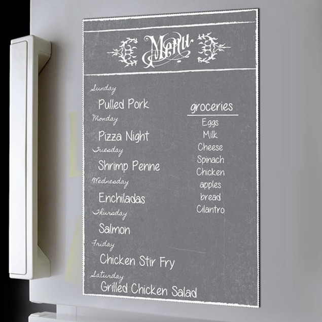 Menu Magnet (7.5 x 11.5) - 3 Colors