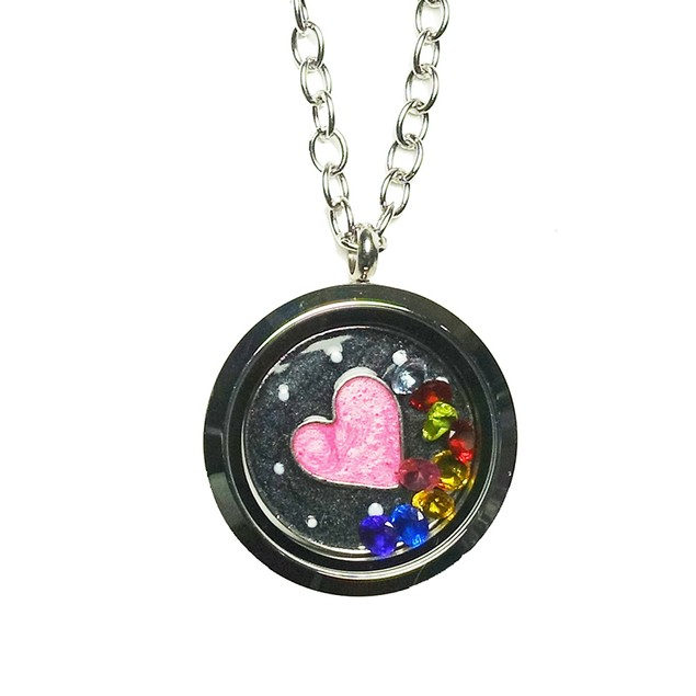 You Have My Heart Magnetic Locket