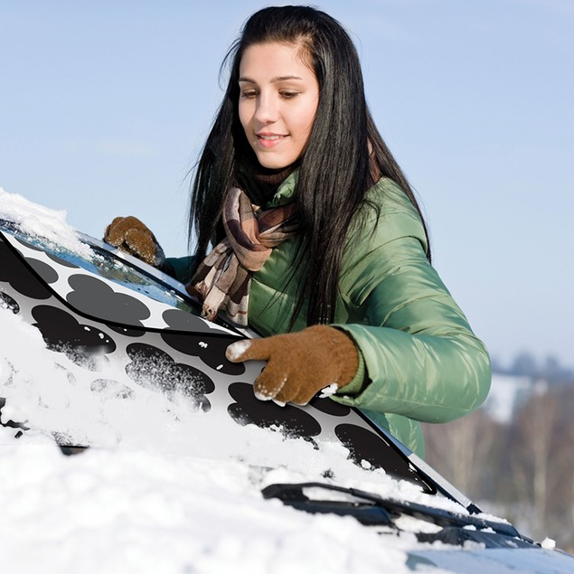 Winter Protective Windshield Cover
