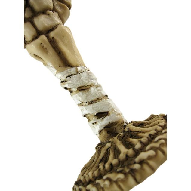 Ossuary Style Skeletal Hand Wine Goblet Bones Goblets