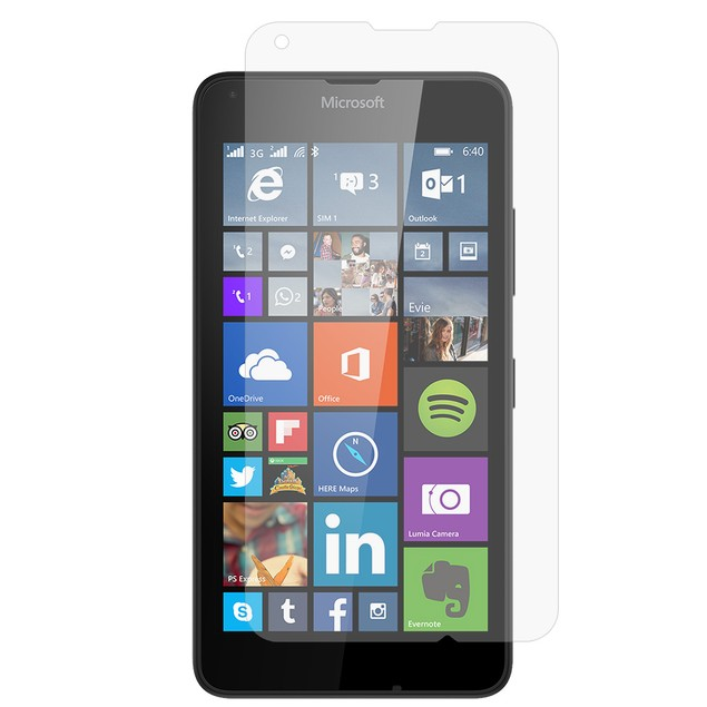 Nokia Lumia 640 Screen Protector