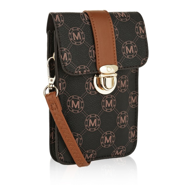 MKF Collection DVita M Signature Phone Wallet by Mia K Farrow