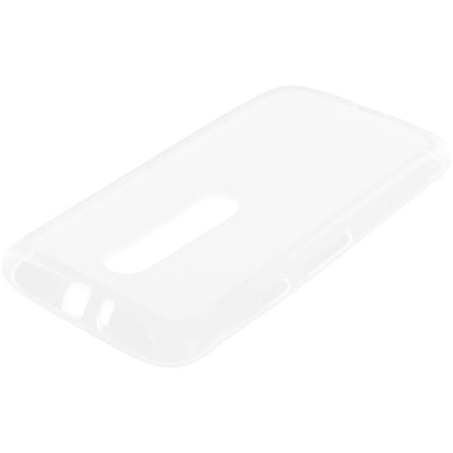Motorola Moto G 3rd Gen 2015 TPU Rubber Case Cover