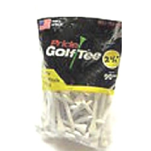 "Pride 2 3/4"" Golf Tees New In The Bag"