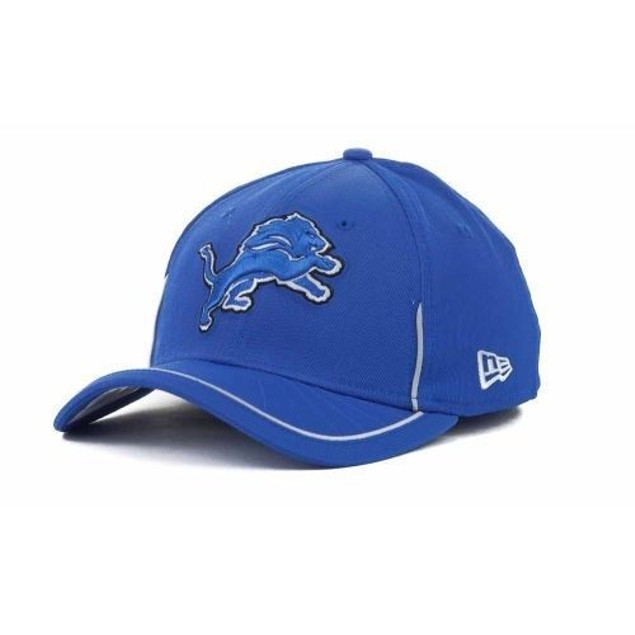 """Detroit Lions NFL New Era 39Thirty """"Tactelrific"""" Stretch Fitted Hat"""