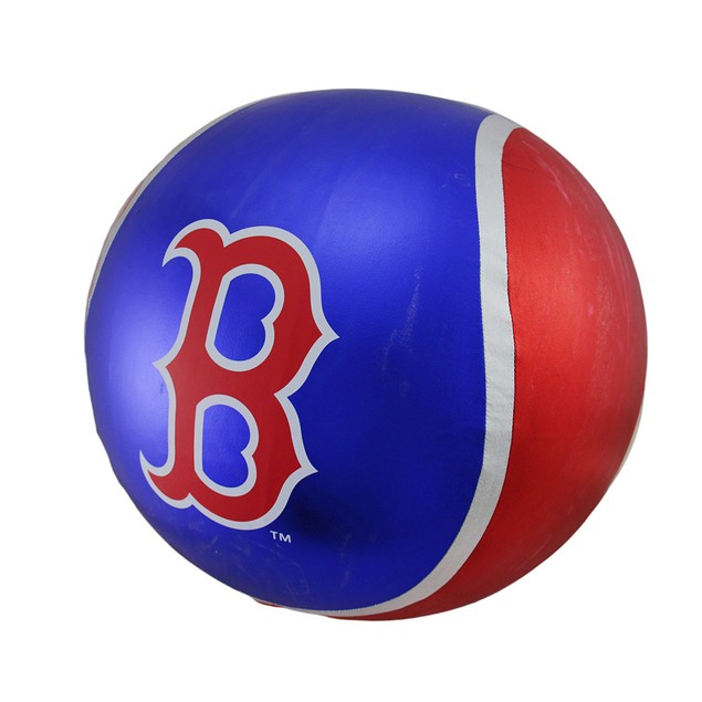 14 Inch Diameter Yall Ball Boston Red Sox Toy Balls