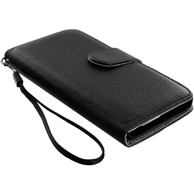 HTC Desire 510 Wallet Pouch Case Cover with Slots