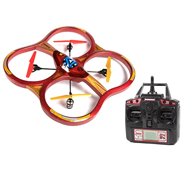 Marvel Avengers Iron Man 2.4GHz 4.5CH RC Super Drone