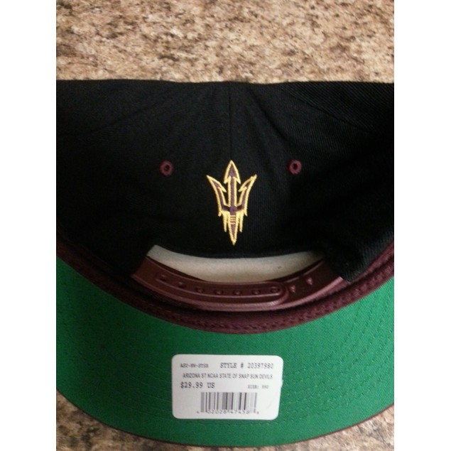 Arizona State Sun Devils NCAA TOW Snapback Hat