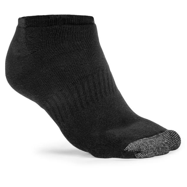 Galiva Men's Cotton Extra Soft Low Cut Cushion Socks - 3 Pairs