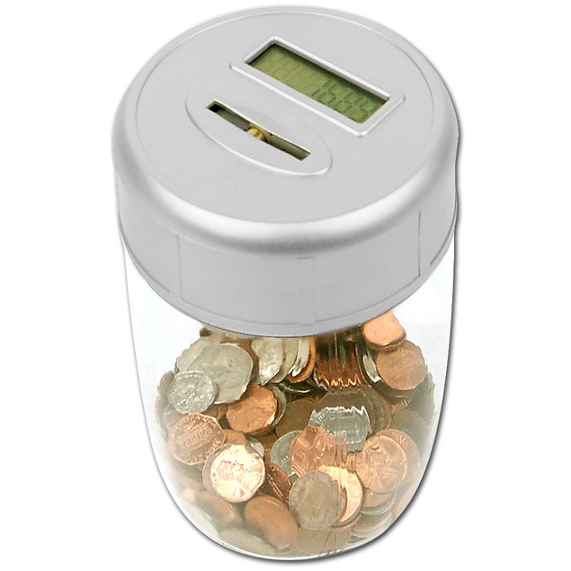 Ultimate Automatic Digital Coin Counting Bank