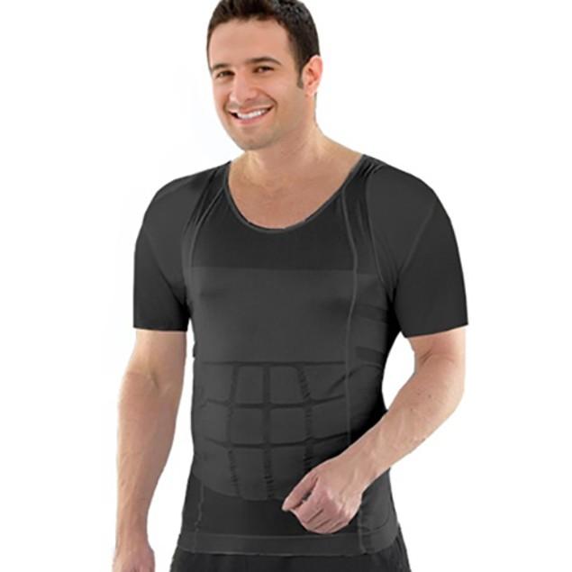 Insta Trim Compression & Body-Support Undershirt