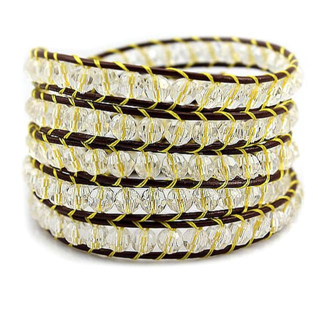 Lemon Wrap Bracelet