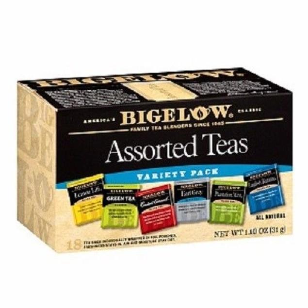 Bigelow Assorted Variety Pack Tea