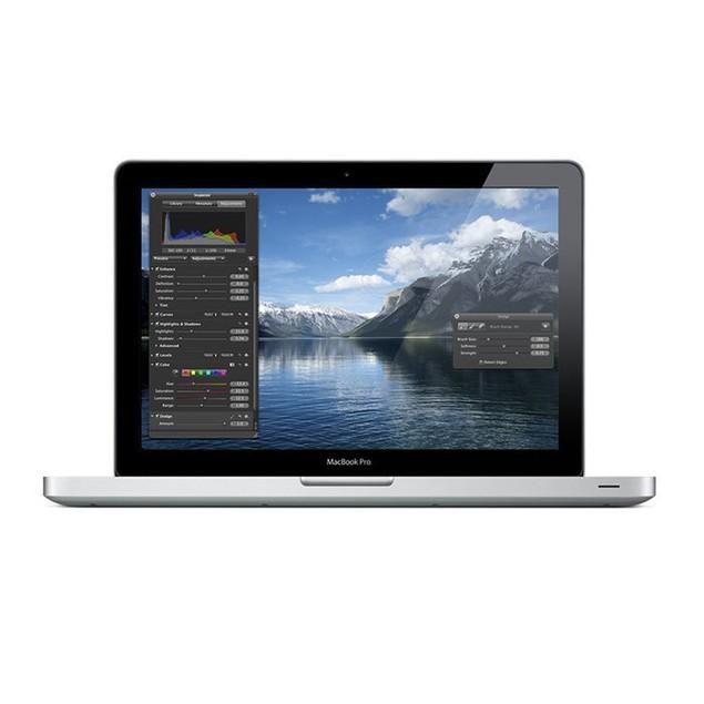 """Apple 13.3"""" MacBook Pro MB990LL/A, Intel C2D, 2GB RAM, 160GB HDD (Grade B)"""