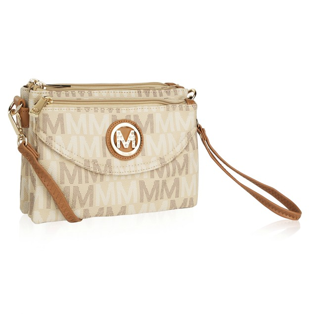 MKF Collection Ishani M Signature Cross-body Bag by Mia K. Farrow